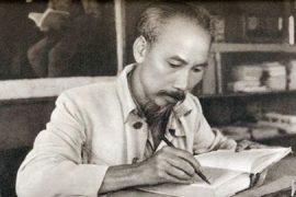 """Phân tích bài thơ """"Lai Tân"""" của Hồ Chí Minh"""