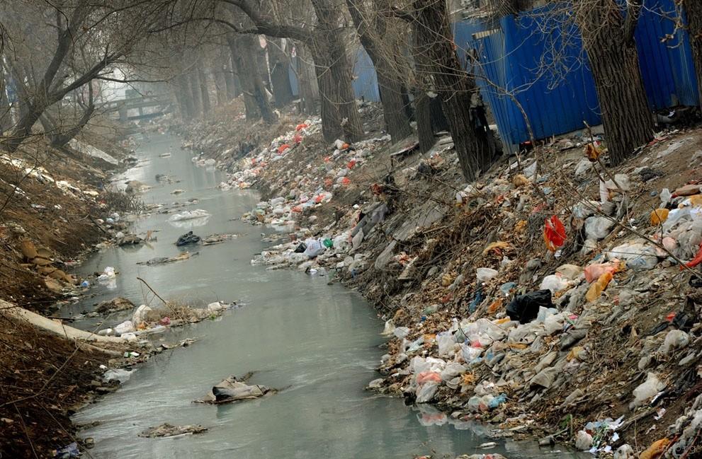 o nhiem nguon nuoc - Nghị luận xã hội về ô nhiễm nguồn nước