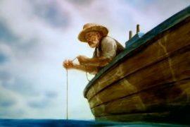 """Phân tích tác phẩm """"Ông già và biển cả"""" của Hê-Minh-Uê"""