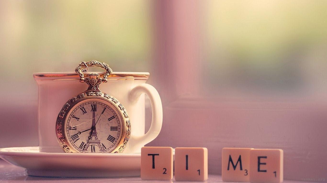 thoi gian - Nghị luận về thời gian