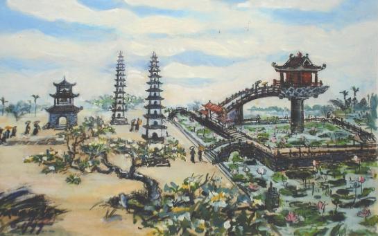 """vinh biet cuu trung dai - Phân tích đoạn trích """"Vĩnh biệt cửu trùng đài"""" của Nguyễn Huy Tưởng"""