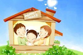 Nghị luận về câu nói: Nhà là nơi bão đứng sau cửa