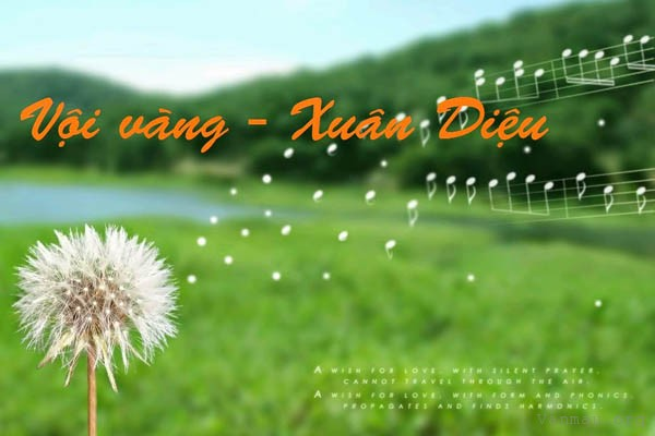 cam nhan bai tho voi vang - Cảm nhận về bài thơ Vội vàng của Xuân Diệu