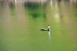 Phân tích nhân vật ông lái đò trong tác phẩm Người lái đò sông Đà của Nguyễn Tuân