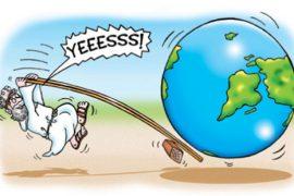 """Nghị luận về câu nói: """"Hãy cho tôi một điểm tựa. Tôi sẽ nâng bổng cả Trái Đất lên."""""""
