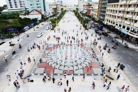 Thuyết minh về phố đi bộ Nguyễn Huệ